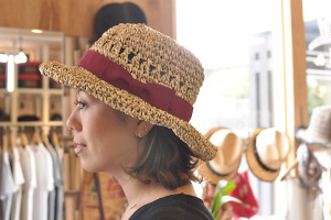 麦わら帽子 (14)