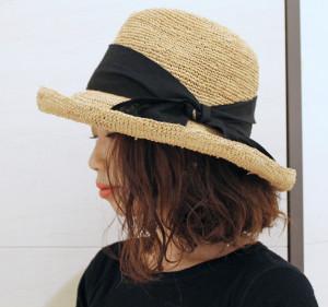 麦わら帽子 (5)