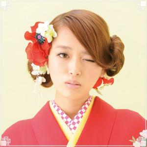袴ヘアカタログ (4)
