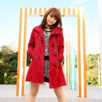 赤いコート (11)