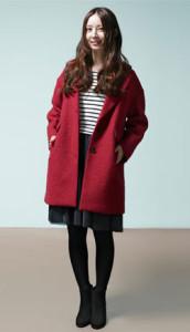 赤いコート (13)