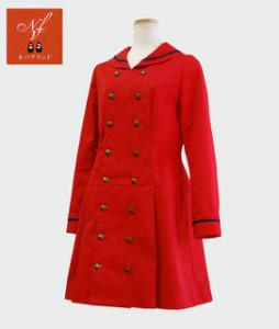 赤いコート (15)