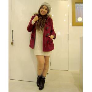 赤いコート (16)