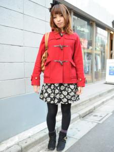 赤いコート (17)