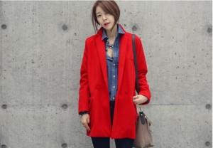 赤いコート (19)