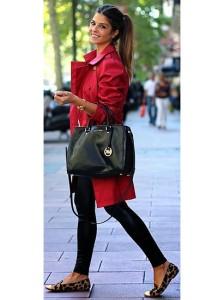 赤いコート (2)