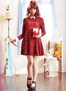 赤いコート (5)