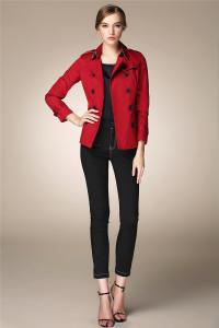 赤いコート (7)
