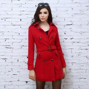 赤いコート (8)