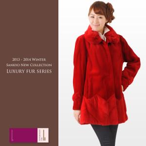 赤いコート (9)