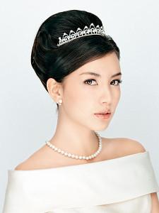 プリンセスヘアスタイル (1)