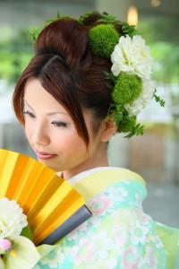 和装ウェディングヘアスタイル (30)