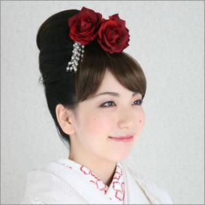 和装ウェディングヘアスタイル (79)