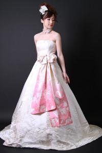 和風ドレス (11)