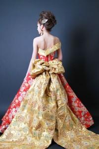 和風ドレス (15)