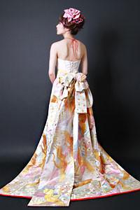 和風ドレス (2)