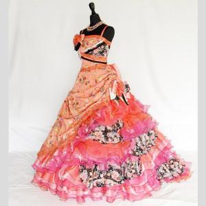 和風ドレス (3)