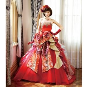 和風ドレス (7)