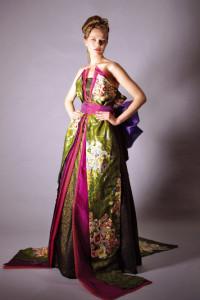 和風ドレス (8)