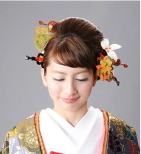 和装ウェディングヘアスタイル (1)