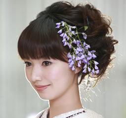 和装ウェディングヘアスタイル (111)