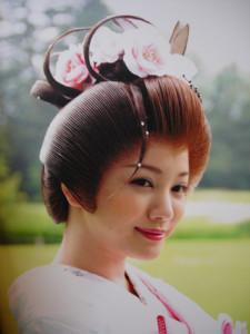 和装ウェディングヘアスタイル (123)