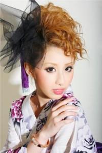 和装ウェディングヘアスタイル (60)