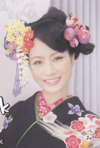 和装ウェディングヘアスタイル (75)