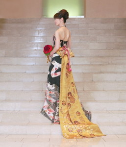 和風ドレス (1)