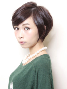 抜け感ショートボブ (101)