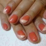 オレンジバイネイル (79)