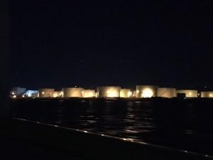 工場 夜景(12)