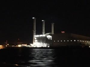 工場 夜景(14)
