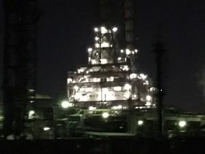 工場 夜景(8)