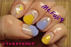富士山ネイル (34)