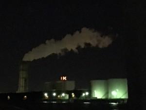 工場 夜景(13)
