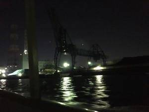 工場 夜景(7)
