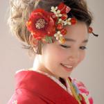 成人式髪飾り (29)