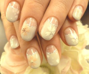 桜ネイル (10)