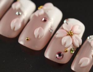 桜ネイル (111)