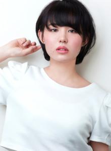 黒髪ショート (12)