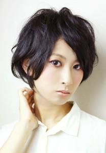 黒髪ショート (14)
