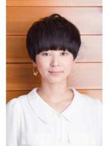 黒髪ショート (22)