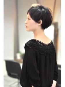 黒髪ショート (23)
