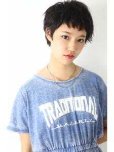 黒髪ショート (28)