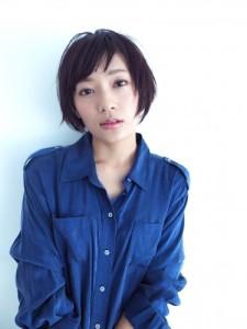 黒髪ショート (34)