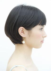 黒髪ショート (42)
