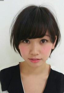 黒髪ショート (55)