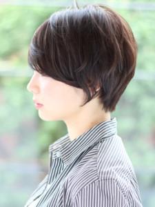 黒髪ショート (6)
