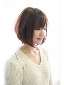 黒髪ショート (7)